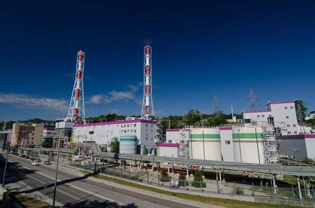 На Сочинской ТЭС в 2020 году реализован уникальный проект