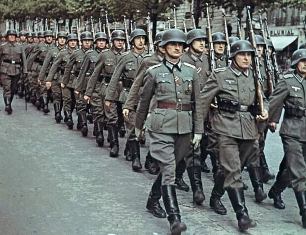 Немцы заплатят контрибуции за геноцид советского народа