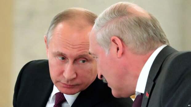Получивший миллионы Лукашенко де-факто принял условие Путина