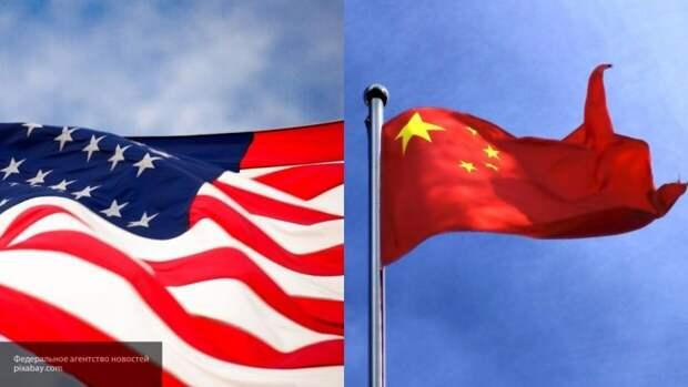 США обеспокоены военными учениями Китая с запуском баллистических ракет