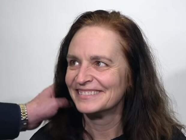 Она просто хотела немного укоротить волосы...а вышла из салона другим человеком!