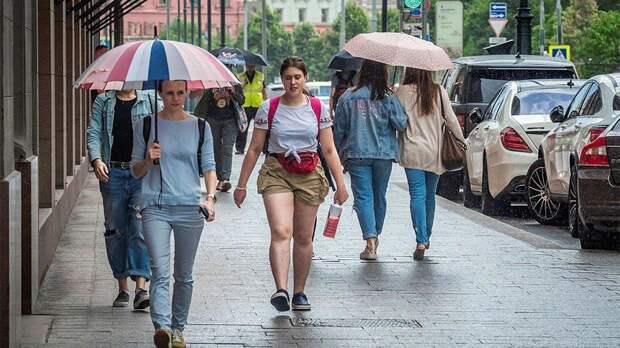 """Вильфанд пообещал жителям центра России """"не приводящие в уныние"""" дожди"""