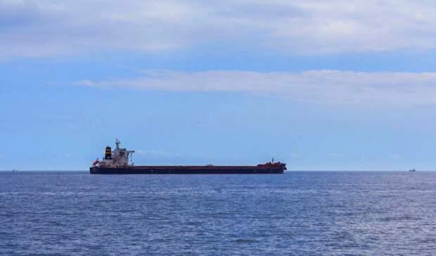 Беспилотник поджег иранский танкер впорту Сирии