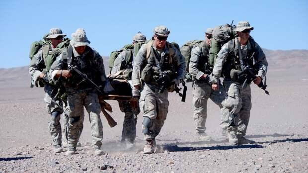 Американские ученые разработали средство для остановки кровотечения у раненых солдат