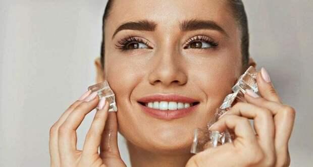 Дерматолог: протирайте лицо кубиком льда каждый день, и ваша кожа станет безупречной