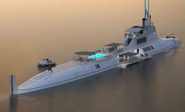 Самые дорогие частные подводные лодки