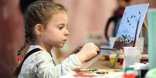 В Москве пройдет онлайн-конкурс «Городская мастерская семейного творчества». Фото: mos.ru