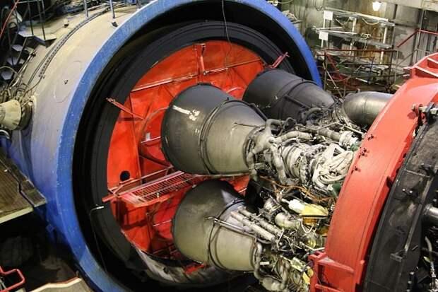 Завершен цикл огневых испытаний первого двигателя РД-171МВ