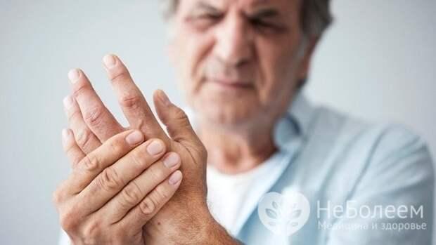 Остеоартроз кистей рук: причины, симптомы, лечение