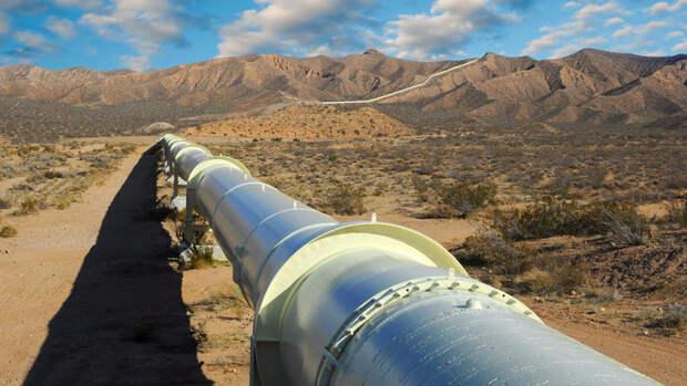 Россия опустилась напятое место попоставкам газа вТурцию