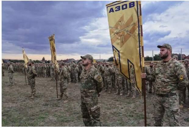 17000 боевиков-иностранцев против Донбасса: Украина стала военным полигоном нацистов всего мира
