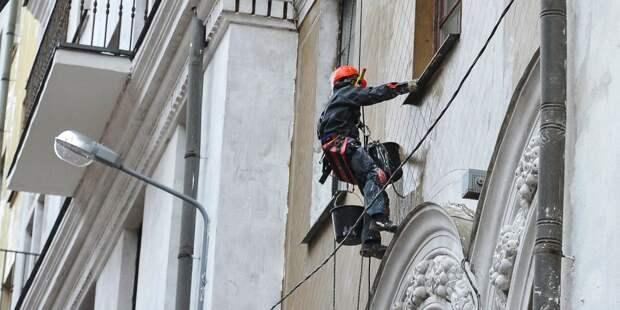 В СВАО капитально отремонтируют 144 фасада