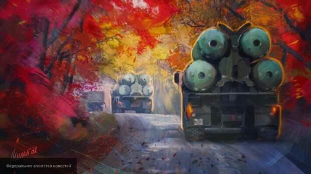 СМИ раскрыли, почему США боятся разведывания российских С-400 в Турции