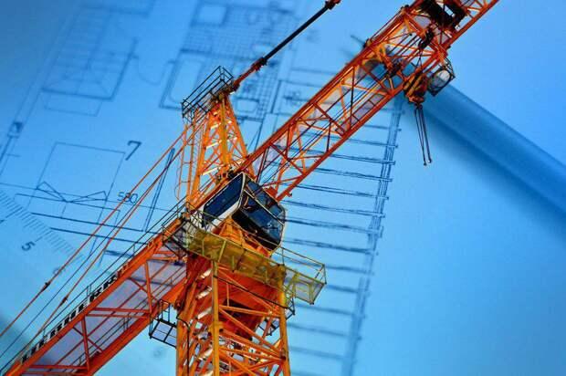 Строительство. Фото: pixabay.com