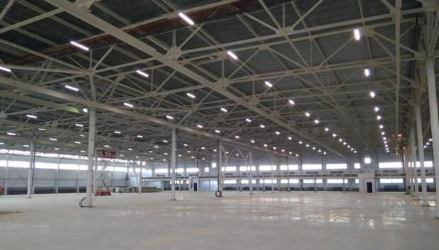 Новый склад медоборудования даст Подольску еще 50 рабочих мест