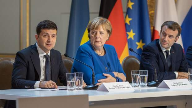 Журналист Бабицкий отметил, что переговоры в Париже для Киева прошли впустую
