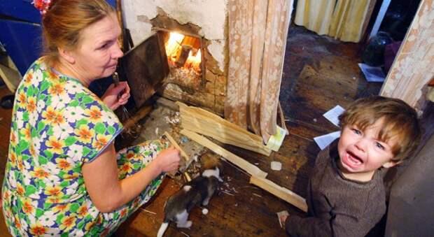Трэш и слёзы многодетных семей Севастополя (ВИДЕО)