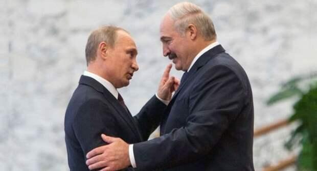 Лукашенко иПутин планируют личную встречу