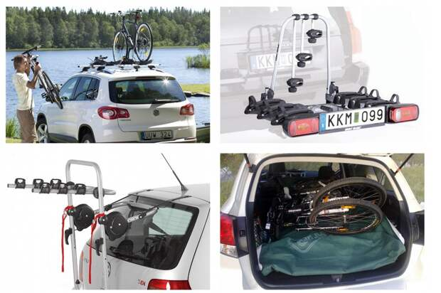 Image result for Как перевезти велосипед