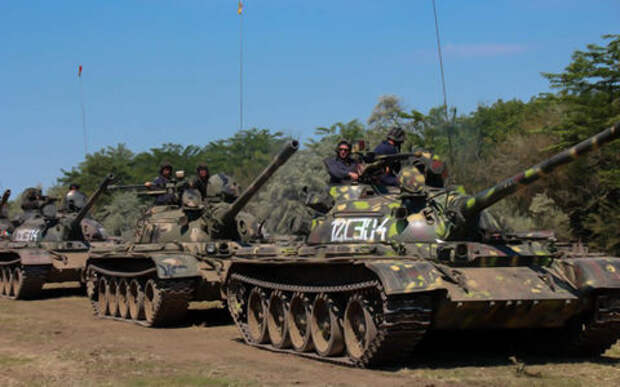 Советский танк Т-55 – как он стал рабочей лошадкой третьего мира