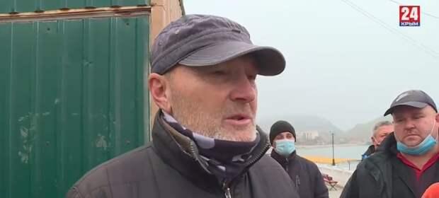 В Орджоникидзе незаконно начали стройку на границе с заповедной зоной