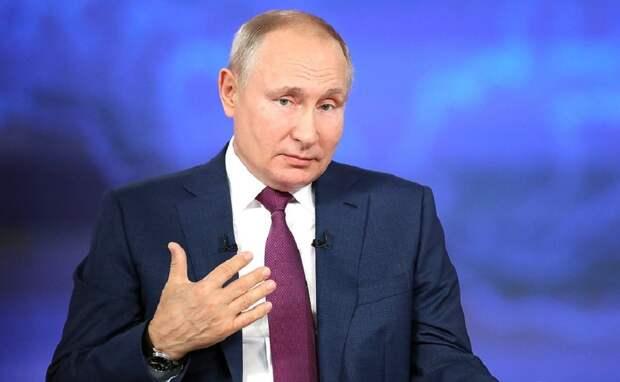 Даже если бы потопили: Путин прокомментировал стрельбу по курсу британского эсминца