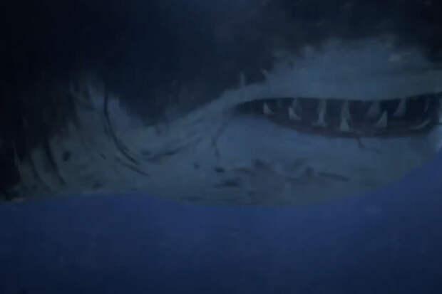 Подводные монстры в которых никто не верил, пока они не попали на видео