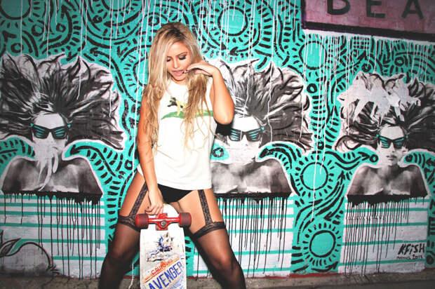 Камилла Гименес: бразильский карнавал совершенства