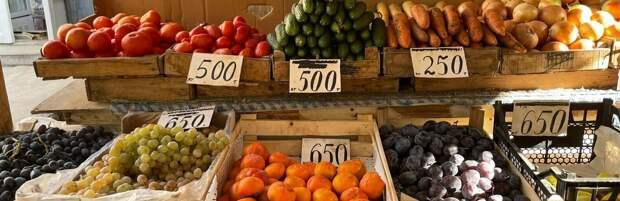 В Актау вновь зарегистрировали самые высокие цены на продукты