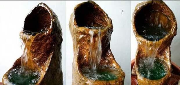 Нетривиальный способ декор участка из обыкновенной пластиковой бутылки