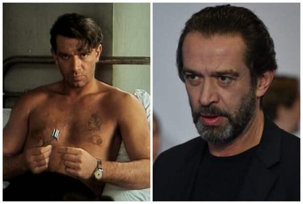 Владимир Машков, 54 года 90-е, звезды, знаменитости 90-х, секс-символы, тогда и сейчас