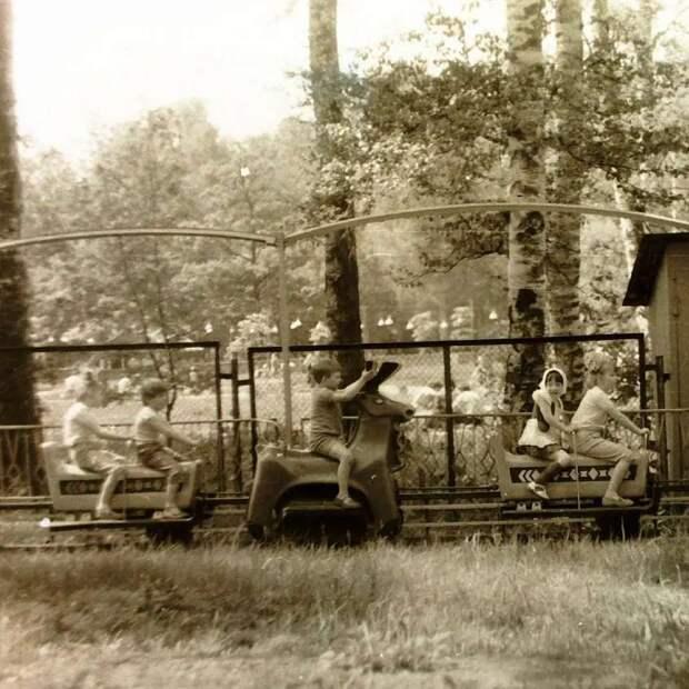 Фото дня: Лианозовский парк 33 года назад