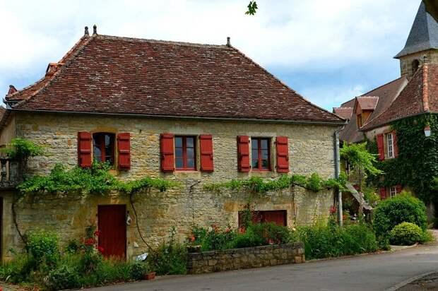 Очарование французской провинции. Лубрессак