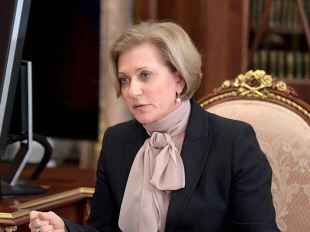 Роспотребназдор: Россия вышла на плато по заболеваемости