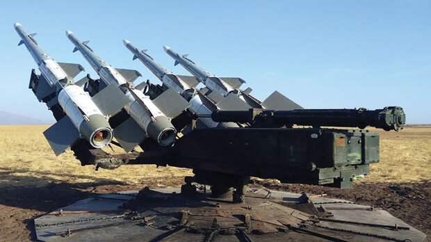 Avia.pro: Турция разместила в Ливии купленные на Украине ЗРК С-125