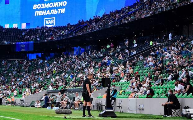 Вилков о скандале в игре «Краснодар» — «Рубин»: «Почувствовал, что мы сделали что-то не то. Пришлось выкручиваться»