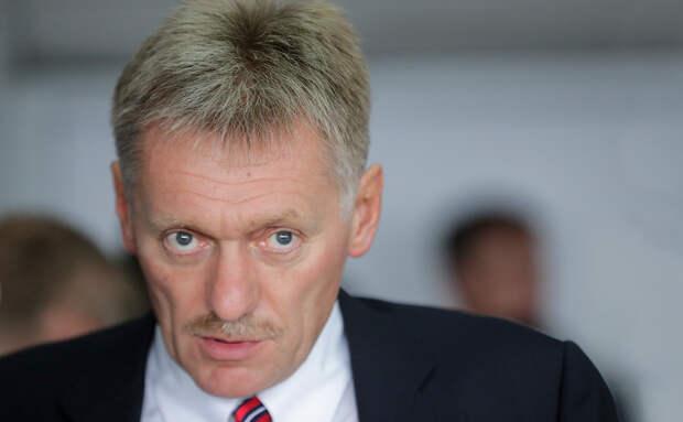 Песков объяснил решение Путина выступить с обращением по реформе пенсий