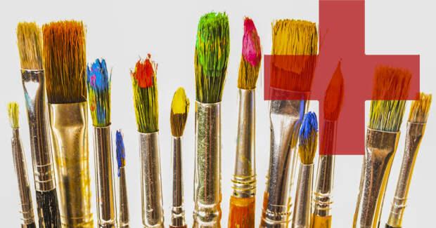 Как искусство может лечить? Немного про арт-терапию