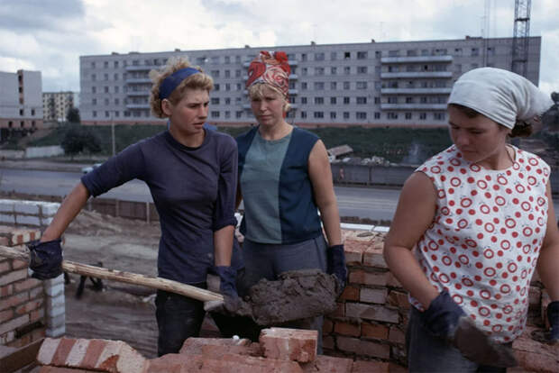 «Лимита» как образец советского бесправия.