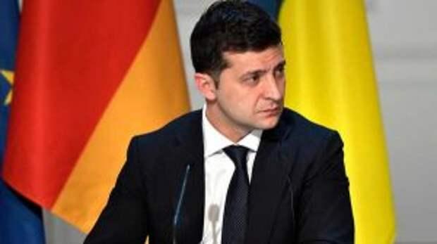 Зеленский: Украина готова к полному разрыву отношений с ЛНР и ДНР
