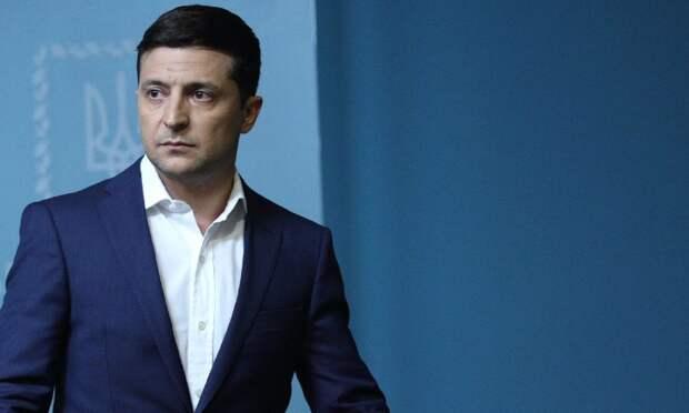 Зеленский ставит всё на переговоры с Москвой