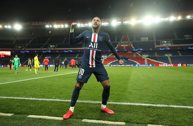 «ПСЖ» объявлен чемпионом Франции