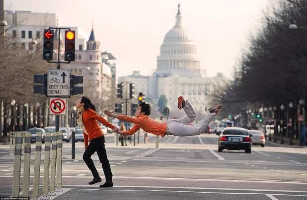 Dancers Among Us Sun Chong Washington DC