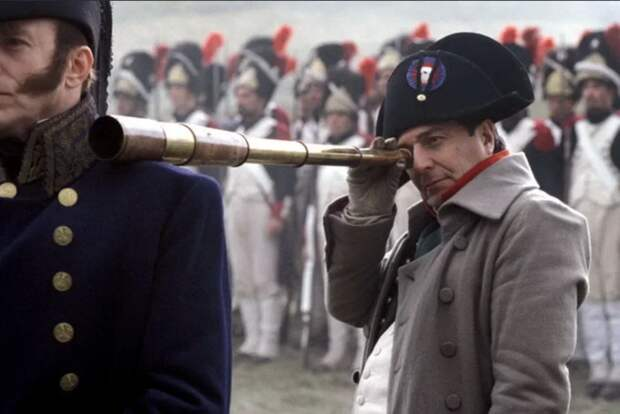 """Кадр из сериала """"Наполеон"""" 2002г."""