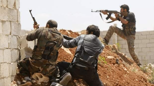 Турецкие военные нанесли удары по району трех блокпостов ВС России в Сирии