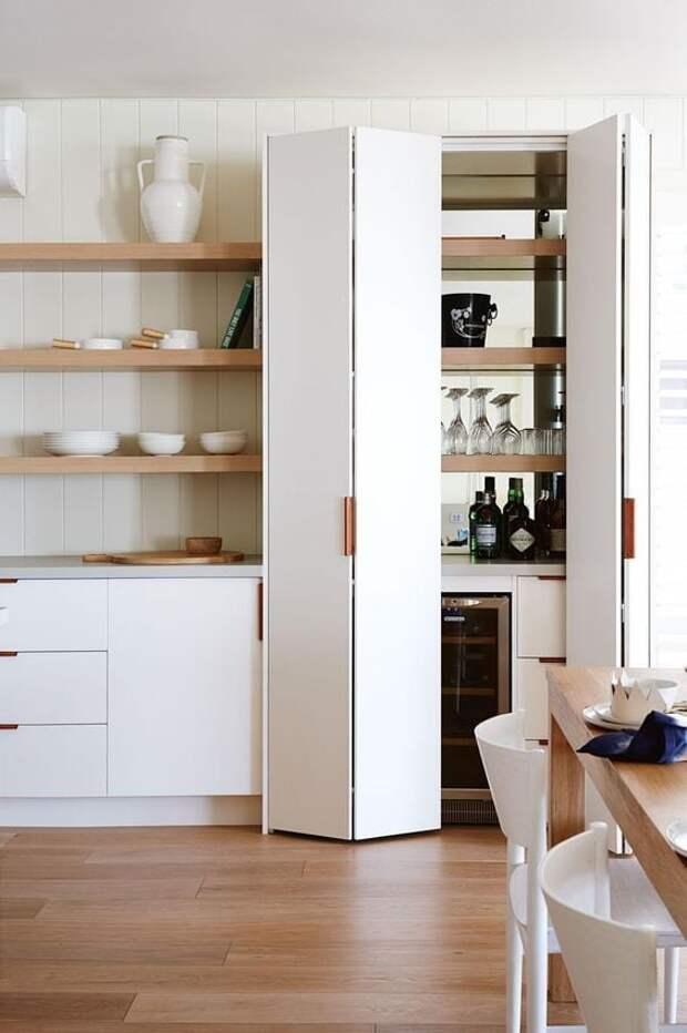 Выбирайте для кухни светлые оттенки — это беспроигрышный вариант