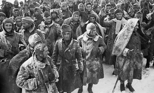 Как советские войска уничтожили итальянскую армию под Сталинградом