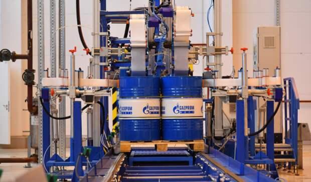 Четверть рынка фасованных масел вРФнадеется занять «Газпром нефть» к2030 году