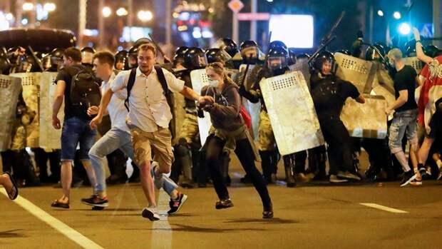 США готовы отправить посла в Минск для раскрутки протестов