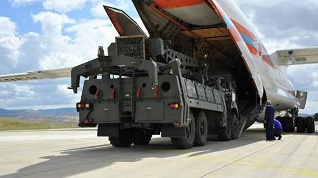 «Немедленно выйти на русских»: турки об отказе США поставлять F-35